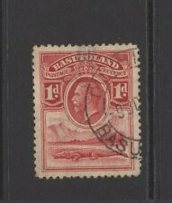 BASUTOLAND GEORGE V 1d RED With QUTHING POSTMARK