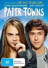 Paper Towns (DVD, 2015)