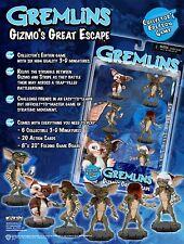 Gremlins Gizmo's Great Escape WizKids/Neca gioco da tavolo e miniature HeroClix