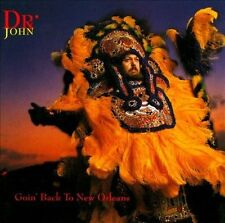 Goin' Back to New Orleans by Dr. John (CD, Jun-1992, Warner Bros.)