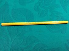 Rare Vintage Eberhard Faber Van Dyke CHISEL POINT Pencil HB Microtomic Graphite