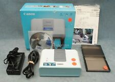 CANON SELPHY CP510 DYE TRANSFER 4X6 PERSONAL PRINTER - NO DRIED OUT INK! (#1)