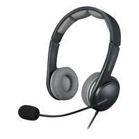 Speedlink Sonid Usb Stereo Headset With Microphone Black/Grey