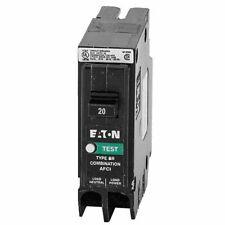 Eaton BRP120AF 20A 120/240V Arc Fault Circuit Breaker