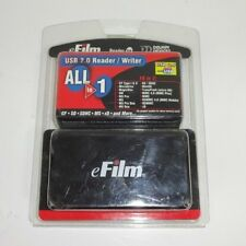eFilm Reader/Writer 38 for Compact Flash Delkin Devices mac windows compatible