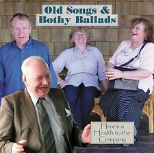 CD: Old Songs & Bothy Ballads 1 - Here's a Health to the Company