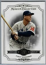2012 Topps Museum #22 Lou Gehrig NM/MT Yankees HOF, Look!