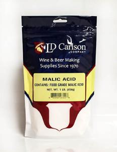 MALIC ACID 1 LB bag