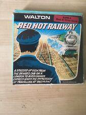 Red Hot Railway - Super 8 B&W Sound Cine Film