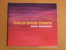 Kate Isenberg - Gold Rush Town CD Album