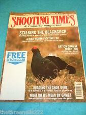 SHOOTING TIMES - BLACKCOCK - SEPT 10 199