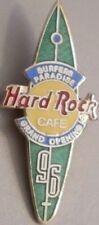 Hard Rock Cafe Surfers Paradise 1996 Grand Opening Go Pin Surfboard - Hrc #9367
