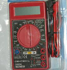 New CEN-TECH Brand 7 Functions Digital Multimeter / Factory Sealed