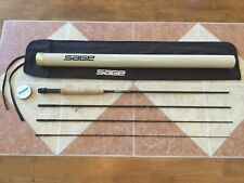Sage RPL 490-4 9ft 4wt 4pc fly fishing rod w/tube (for 4wt line reel)