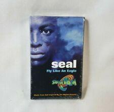 Seal - Fly Like an Eagle - Cassette Single Space Jam Michael Jordan NEW & SEALED