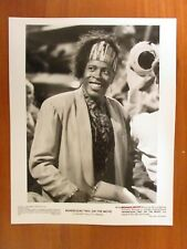 Glossy Press Photo - Meshach Taylor Mannequin Two: On The Move 1991