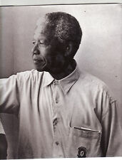 MANDELA : AN ILLUSTRATED AUTOBIOGRAPHY - NELSON MANDELA   FIRST EDITION AC