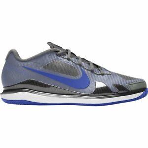 Nike Court Air Zoom Vapor Pro CLY Tennisschuhe Tennis Grau/Blau/Weiß CZ0219-024