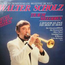 WALTER SCHOLZ - TRAUM MELODIEN - ZÄRTLICHE KLÄNGE VON HERZ ZU HERZ- Vinyl LP F14