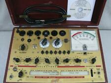 Hickok 600A Mutual Conductance Tube Tester - *Calibrated* - Near Perfect Specs*