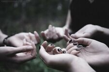 More details for ritual spell casting by twenty member coven, triple cast over the full moon.