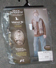Duck Dynasty Uncle Si Costume for Kids size 4-6