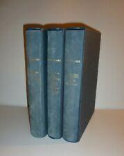 Charles Baudelaire  3 tomes illustrés par Léonor Fini numérotés André Sauret