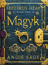 Magyk by Angie Sage (Hardback, 2005)