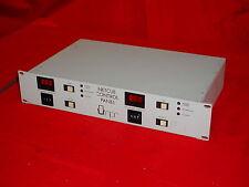 Npr Netcue Control Panel Rack Mount Radio/Audio Broadcasting