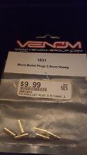 NEW Venom 14 Gauge Micro Bullet Connectors 1631