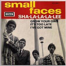 """60's MOD 7"""" FRENCH EP - SMALL FACES - SHA-LA-LA-LA-LEE+++ REISSUE"""