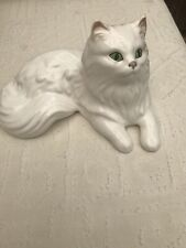 Sylvac White Cat