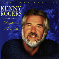 KENNY ROGERS DAYTIME FRIENDS THE VERY BEST OF CD ALBUM