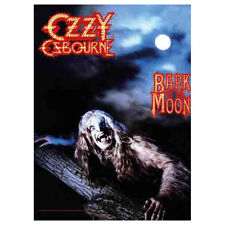 """OZZY OSBOURNE Bark At The Moon Tapestry Cloth Poster Flag Wall Banner 30"""" x 40"""""""