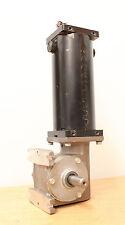 RAE 90V DC Electric Gearmotor 88 RPM 89 in. Lbs TENV 6040008 Ultra Tec Multipol