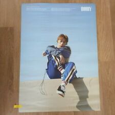 "K-POP IKON BOBBY Mini Album 'LOVE AND FALL"" OFFICIAL LIMITED POSTER ON TUBE"