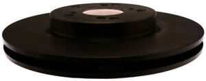 Disc Brake Rotor-Non-Coated Front ACDelco 18A81022A