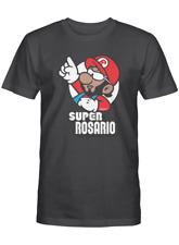 SUPER ROSARIO T-shirt Cotton Regular Size S-3XL