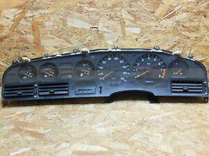 1986 1993 JDM TOYOTA SUPRA JZA70 MK3 126493Km SPEEDOMETER GAUGES CLUSTER OEM