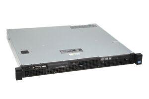 Dell PowerEdge R210 II Barebone Server // 250W PSU