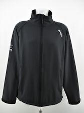 BERGANS OF NORWAY 5280 Atlantic Men Jacket Long Sleeve Zipped Black Coat Size XL