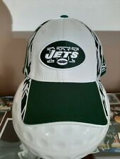 New York Jets NY NFL Equipment One Size Fits All Hat Ships same day as payment