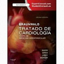 CARDIOLOGY TREATY IN COMPLETE BOOOK -BRAUNWALD PDF. 10 EDITION