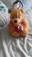 Winnie the Pooh bear with roses New