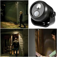 Wireless Motion-activated Sensor Light LED Spotlight Outdoor Home Security