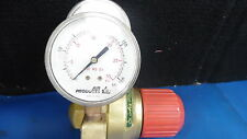 Regulator by Air Products Dual Gauges 0-30PSI & 0-400PSI Model: E11-O-N511A