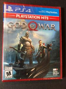 God of War [ PlayStation Hits ] (PS4) NEW