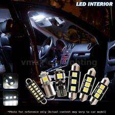 8x LED SMD Light Iterior Package Kit For VW Volkswagen CC 2008-2011 Error Free