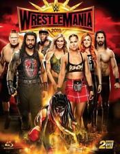 WWE: Wrestlemania 35 (DVD,2019)