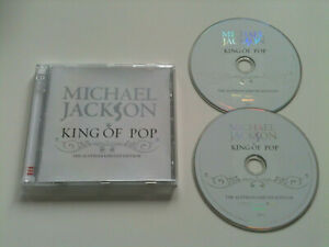 Michael Jackson - KING OF POP (Austria Edition) - 2 CD © 2008 (andere Trackliste